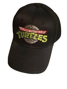 Teenage Mutant Ninja Turtles Hat Flex Baseball Cap