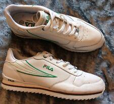 FILA classic men's size 10 trainers excellent condition