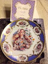 Franklin Mint Jegou Les Belles Fables The Fairies 1983 Plate