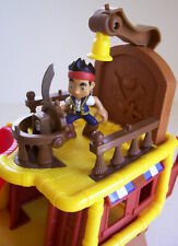 Disney Fisher Price Jake & the Neverland Pirates Ship Pretend Play Activity Toy