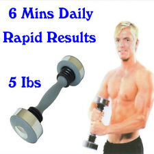 Shake Weight Dumbbell 5 lbs For Men With DVD