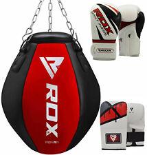 Rdx Punching Bag Heavy Set Punch Boxing Gloves Wrecking Kick Mma Ball Muay Thai