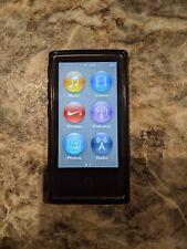 Apple iPod nano 7th Generation (16 GB) Excellent Condition