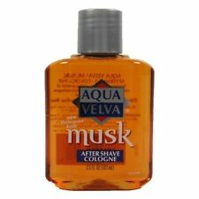 Aqua Velva Musk After Shave Cologne 3.5 oz