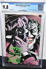 Batman: The Killing Joke #nn (1988) CGC Graded 9.8 Joker Cripples Batgirl DC