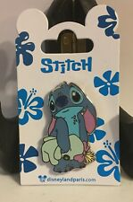 Disney Pin Disneyland Paris DLPR Pin Lilo And Stitch And Scrump Pin Stitch Sad