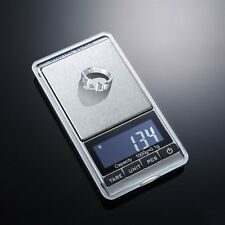 Mini BASCULA BALANZA PESO DIGITAL ELECTRONICA 1000g * 0,1g PRECISION JOYERIA LCD