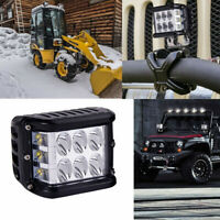 Work Cube Side Shooter LED Light Bar Spot Flood Driving Fog Pod 90W CREE 1PCS