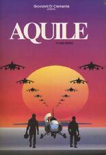 AQUILE  Ninì Salerno / Lorenzo Flaherty, Federica Moro, Giulio Base 1990 (4 DVD)