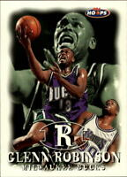 1998-99 NBA Hoops Basketball Cards Pick From List
