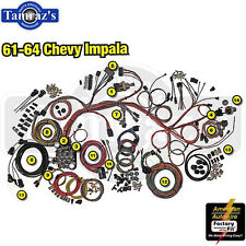 61-64 Impala Classic Update Series Complete Body & Interior Wiring Harness Kit