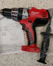 "Milwaukee•0726-20•HeavyDuty•28Volt 1/2"" HammerDrill/Driver 2 Speed•Tool Only•New"