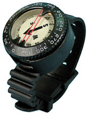 Wrist Strap Mount Scuba Dive Underwater Compass Gauge Replacement D674