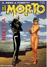 Fumetto Noir IL MORTO n.23