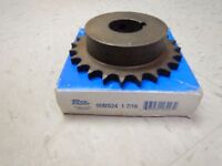 "Martin 40BS39 1 1//4 Bored to Size Sprocket 1-1//4/"" Keyed Bore 40BS39114"
