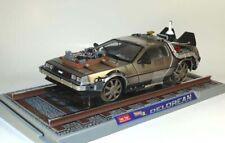1:18 SunStar DeLorean DMC Back to the Future 3 1990 very RARE