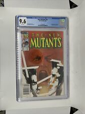New Mutants 26 - CGC 9.6 - First Appearance Of Legion - Newsstand