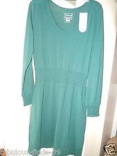 Women's Merrell long sleeve dress casual opt-wick Juniper green NEW size medium