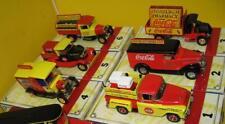 Matchbox Models of yesteryear~COCA COLA~SIX  UNITS~COMPLETE SET~MINT IN BOX~COA