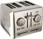 Cuisinart CPT-640FR 4-Slice Metal Toaster Stainless Steel Certified Refurbished photo