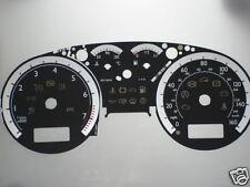 VW GOLF MK4 BORA SPORT VDO QUADRANTE OVERLAY QUADRO STRUMENTI FIS - AUM
