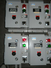 10 HP 480V NEMA 3R ENCLOSURE RAINPROOF WITH SIZE 1 STARTER 10 HP MAX 480V