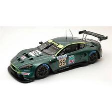 ASTON MARTIN DBR 9 N.59 Le Mans 2005 1:24 Spark Model Auto Competizione