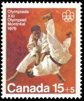 Canada  # B9  Semi Postal - Combat Sports   New Issue 1975 Pristine Gum