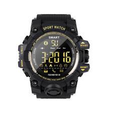 EX16S smart watch outdoor sports IP67 waterproof,black