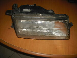 optique phare avant opel vectra A passager  (ref 1411)