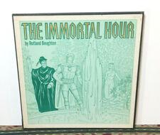 Rutland Boughton – The Immortal Hour, 4 x Vinyl Box - 1979 - NM - OPERA