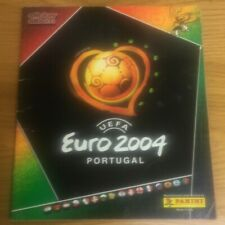 * Panini EURO 2004 - Part Complete Album 220 / 334 Stickers - Free UK Postage *