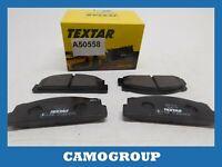 Pastillas Tabletas Freno Delanteros Front Brake Pad Textar Para FIAT 125 2007310