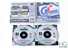 Gran Turismo 2 - Sony Playstation 1 PS1 Retro Game & Case PAL
