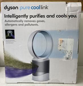 Dyson DP01 Pure Cool Link Air Purifier + Desk Fan - Silver
