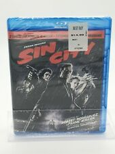2009 Sin City Blu-ray 2 Discs Theatrical & Recut Extended Unrated Version Nip