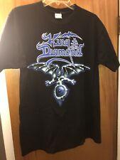 "King Diamond ""The Eye-bat Pendant""(Used, Large T-Shirt)"