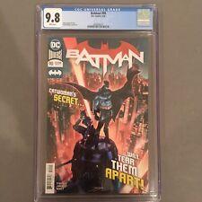 Batman #90 CGC 9.8 (2020) 1st Designer