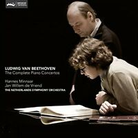 Hannes Minnaar Complete Piano.. -Sacd- Complete Piano.. -Sacd- 3 CD album NEW se