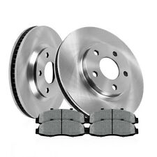 Front Rotors Metallic Pads 1997 1998 1999 2000 2001 2002 2003 2004 Ford F150 4WD