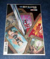 X-MEN X of SWORDS STASIS 1 1:25 Humberto Ramos variant 11 of 22 1st print MARVEL