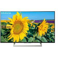 Sony KD43XF8096BU 43 Inch Smart LED TV 4K Ultra HD Certified 4 HDMI New