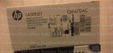 HP 501A Q6470A Laserjet 3600 TONER VAT INVOICE INCLUDED