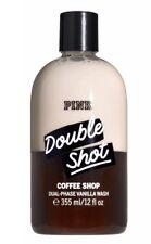 Victoria's Secret PINK Double Shot Dual-Phase Vanilla Body Wash ~ 12oz