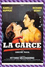 Cartolina Manifesto del Film - LA CAGNA