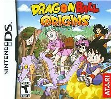 Dragon Ball: Origins (Nintendo DS, 2008) 2DS 3DS DSi  AUTHENTIC Game only