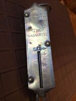 Vintage PS&WC Improved Spring Balance Scale