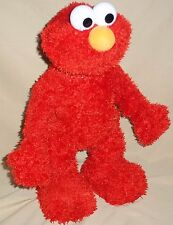 "15"" Elmo 'Story Teller' Plush Doll Interactive Fisher Price  Sesame Street 2007"