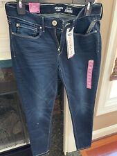 New Denizen Levi's Women's Juniors Blue Low Rise Jeans Multiple Size till Sold