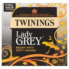 Twinings Lady Grey Tee 100 Beutel